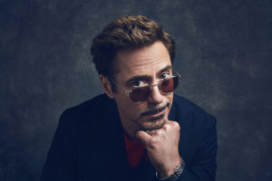 Robert Downey Jr., by award-winning celebrity portrait photographer Koury Angelo